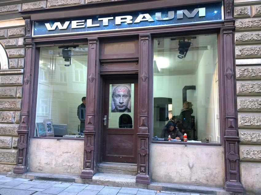 weltraumn